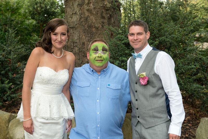 London Zoo Wedding