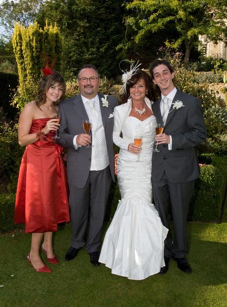 Wedding Photography at Hambleton Hal