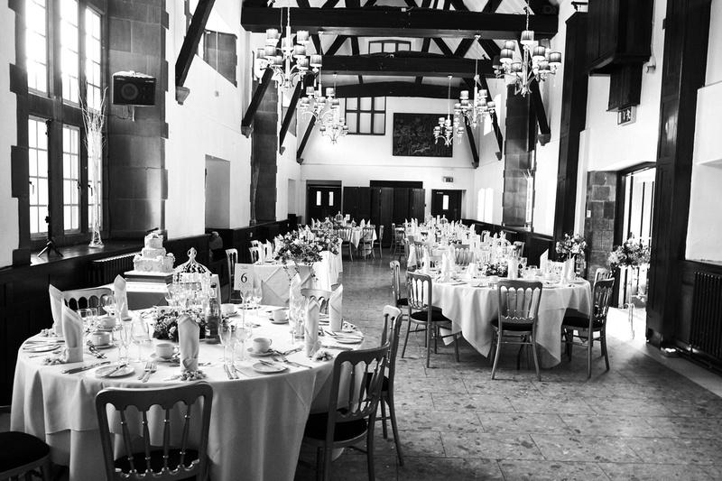 Risley Hall Wedding Photography