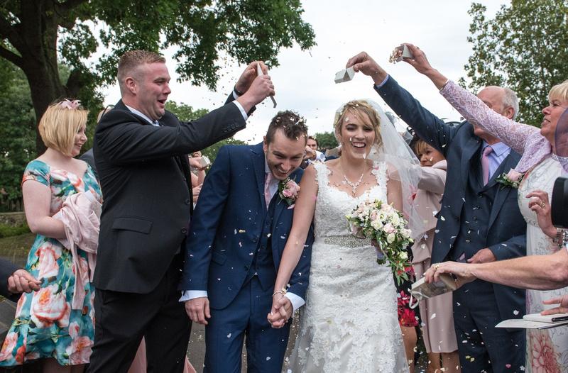 Sketchley Grange wedding photography